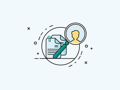 Hiring graphics hiring illustration infographic