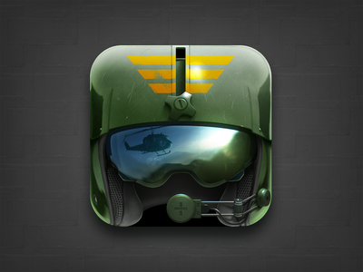 Icon icon ios game helmet