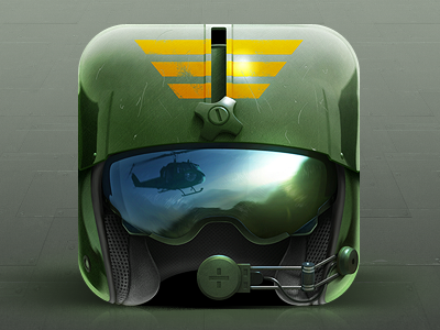 Icon icon ios game helmet