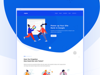 SEO Agency Template