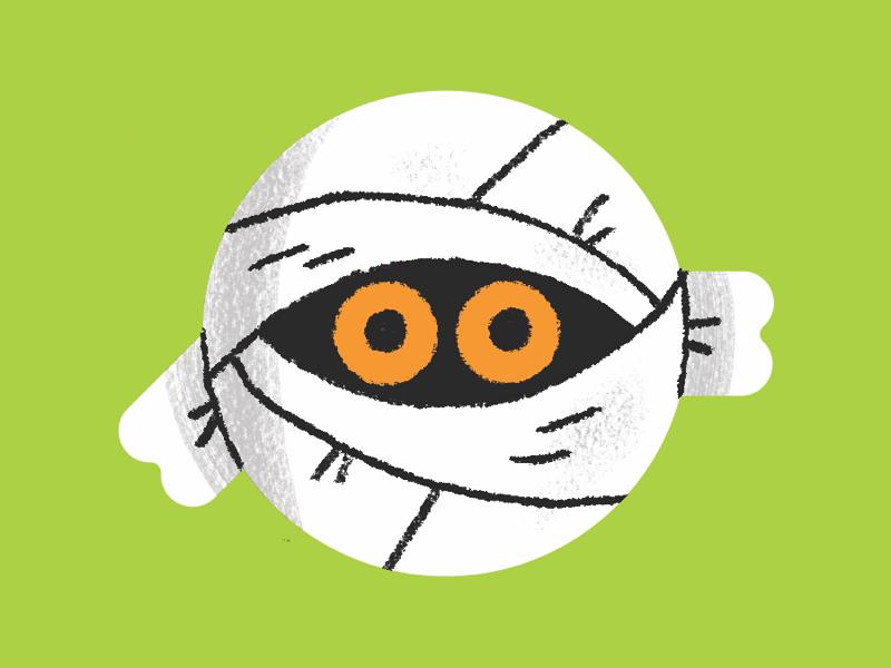 Mums commercial digitalart digital graphic graphicart designer illustrator project illustration design character stickers mums mummy halloween