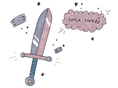 Super ⚔️ sword