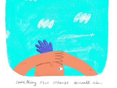Page 2 story art illustration kidlit book kids