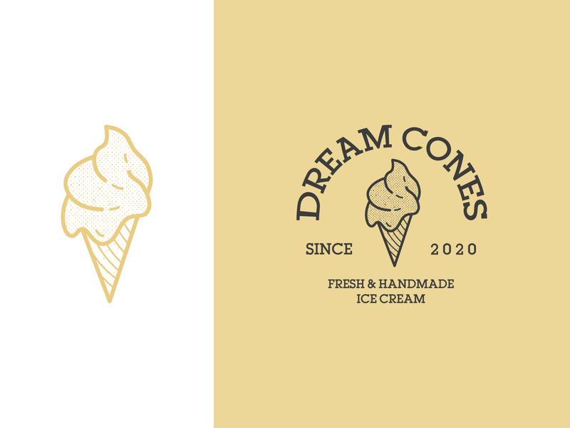 Dream Cones Logo