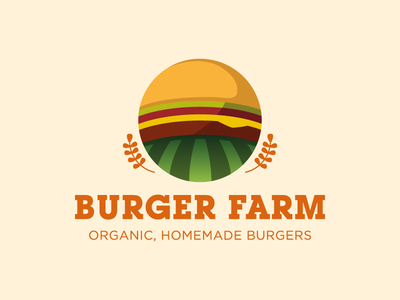 Burger Farm Logo