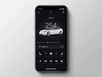Tesla Mobile App Redesign: Unlocking