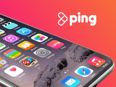 Ping Logo Presentation [Logo for Sale]