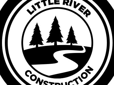 Little River Construction logo