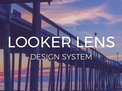 Lens Blog Design