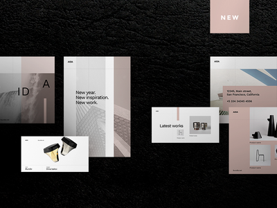 AIDA Social Media Pack are ready! new instagram banner social media free template powerpoint keynote slide powerpoint template keynote template
