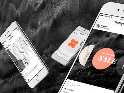 Introducing the impressive New Template social media free template instagram modern minimal post branding pinterest marketing banner
