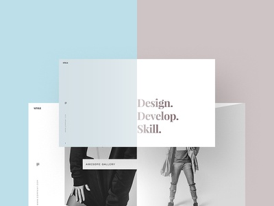 Introducing the STYLE Powerpoint Template free template powerpoint keynote slide powerpoint template google slides
