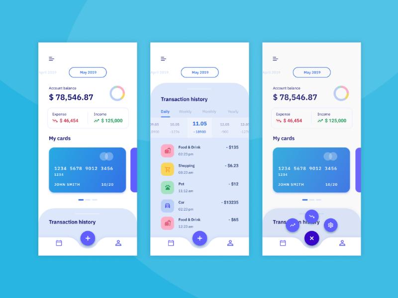 Budget manager app