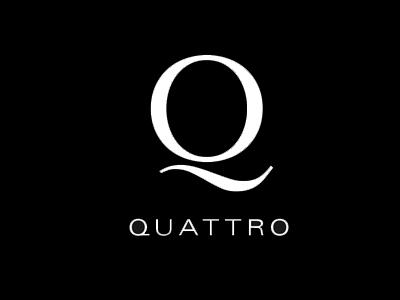 Quattro Logo Design - Four Seasons Silicon Valley