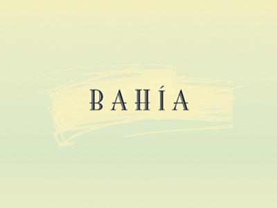 Bahia Logo Design - Four Seasons Miami