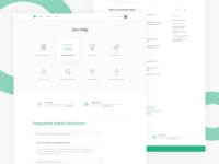 Lean & Neat Support Page