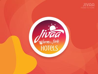Jivaa farm to fork hotels logo