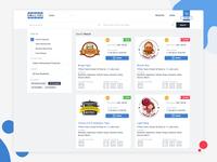 Food Order Delivery Web design