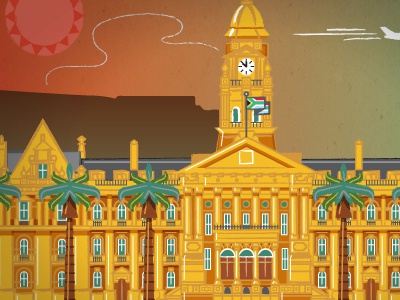 Robynmitchell capetowncityhall