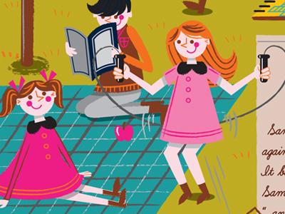 Puzzle Illustration II