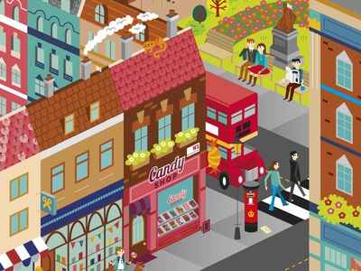London Candy Shop