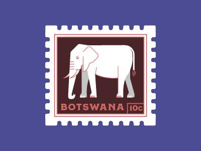Botswana Stamp