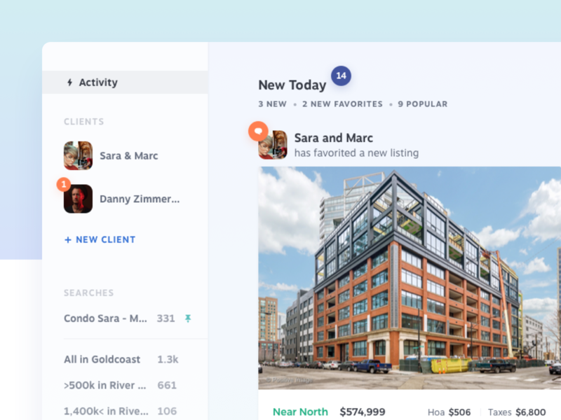 Activity 2 real estate icons app ui dashboard notifications feed activityfeed activity