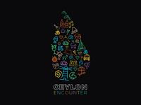 Ceylon Encounter Tourist Agency - Branding