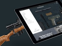 MODERN WEB UI - Armed Ammo Supply