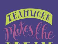 Teamworkdreamwork lr 1