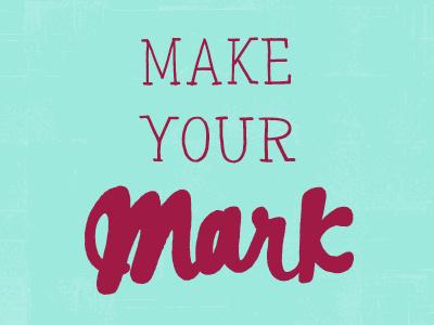Makeyourmark lr 1