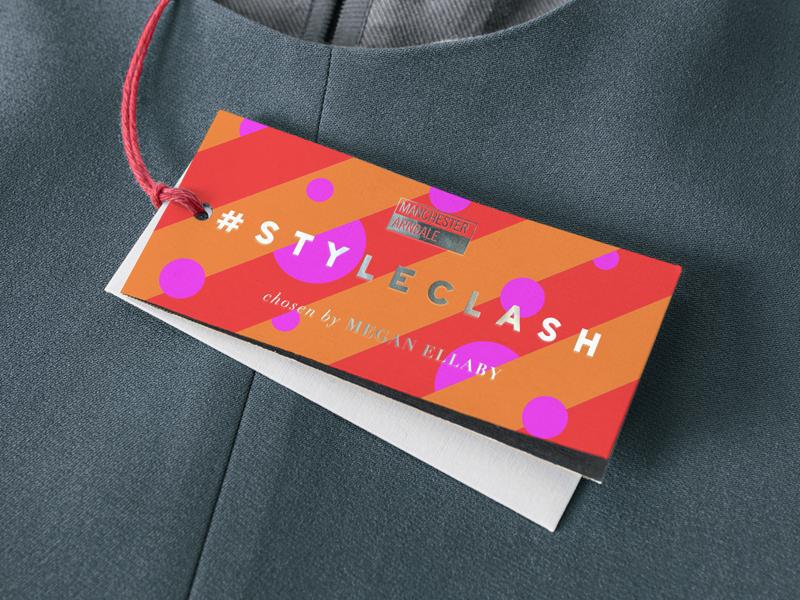 Style Clash Label
