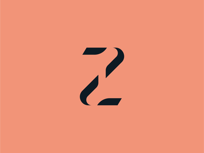 Letter Z monogram