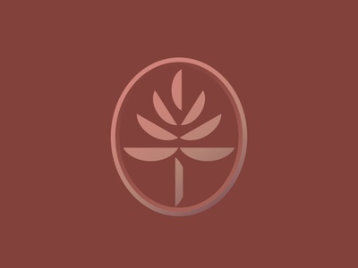 Tree mark brand identity letter design monogram brand branding logo logotype tree logo symbol mark tree