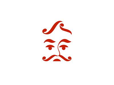 Sultan Restaurant elegant logotype brand restaurant illustration mark symbol branding logo sultan