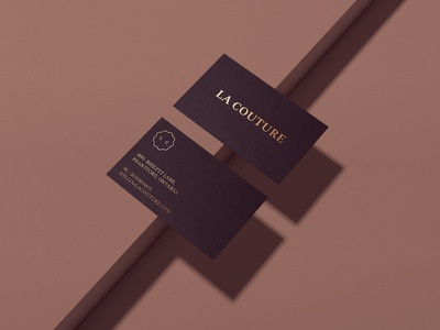 La Couture Businesscard
