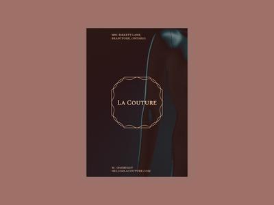 La Couture Poster
