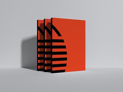 Diagram Constructions - Notebook tower corporate construction brand identity brand branding logotype logo