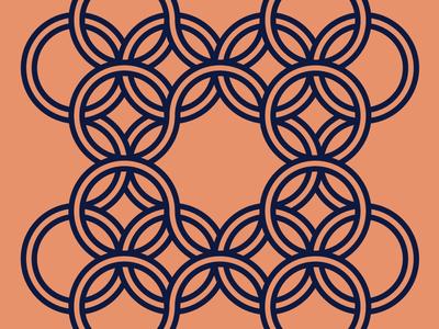 Double line pattern