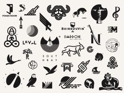 2018 Logo Collection