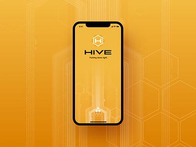 Hive Concepts ux branding