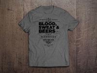 Blood Sweat & Beers - 2017
