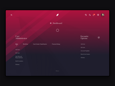 Dashboard Concept