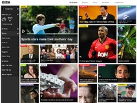 Bbc website home