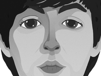 Paul McCartney Closey