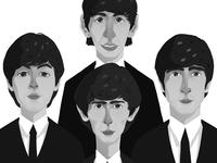 Beatles Print