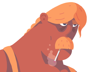 A Mean Dude