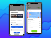 Flight Ticket Booking App - Checkout