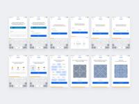 Wevent - Register Screens [ Event Mobile Application ]