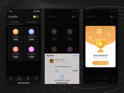 Faladdin - Credits Gamification [ Fortune Teller Mobile App ]